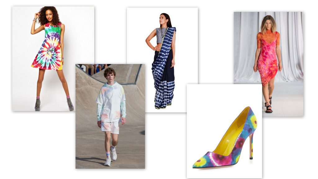 Tie & Dye Trend