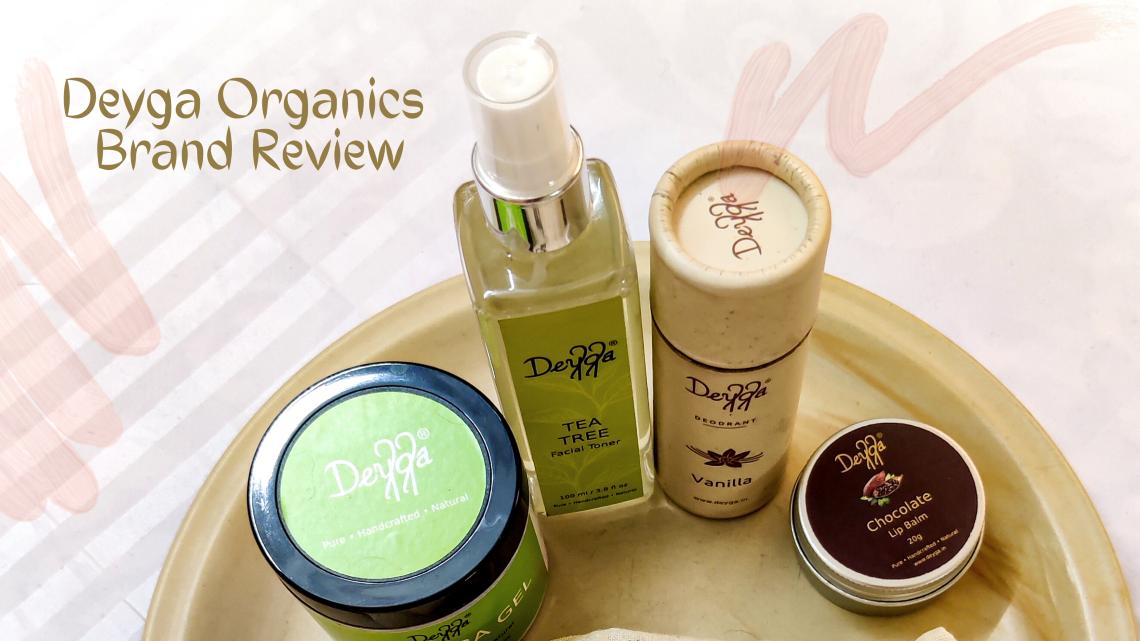 Deyga Organics Cover Image
